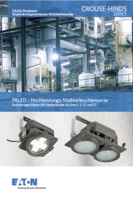 Download latest flyer for PXLED floodlight